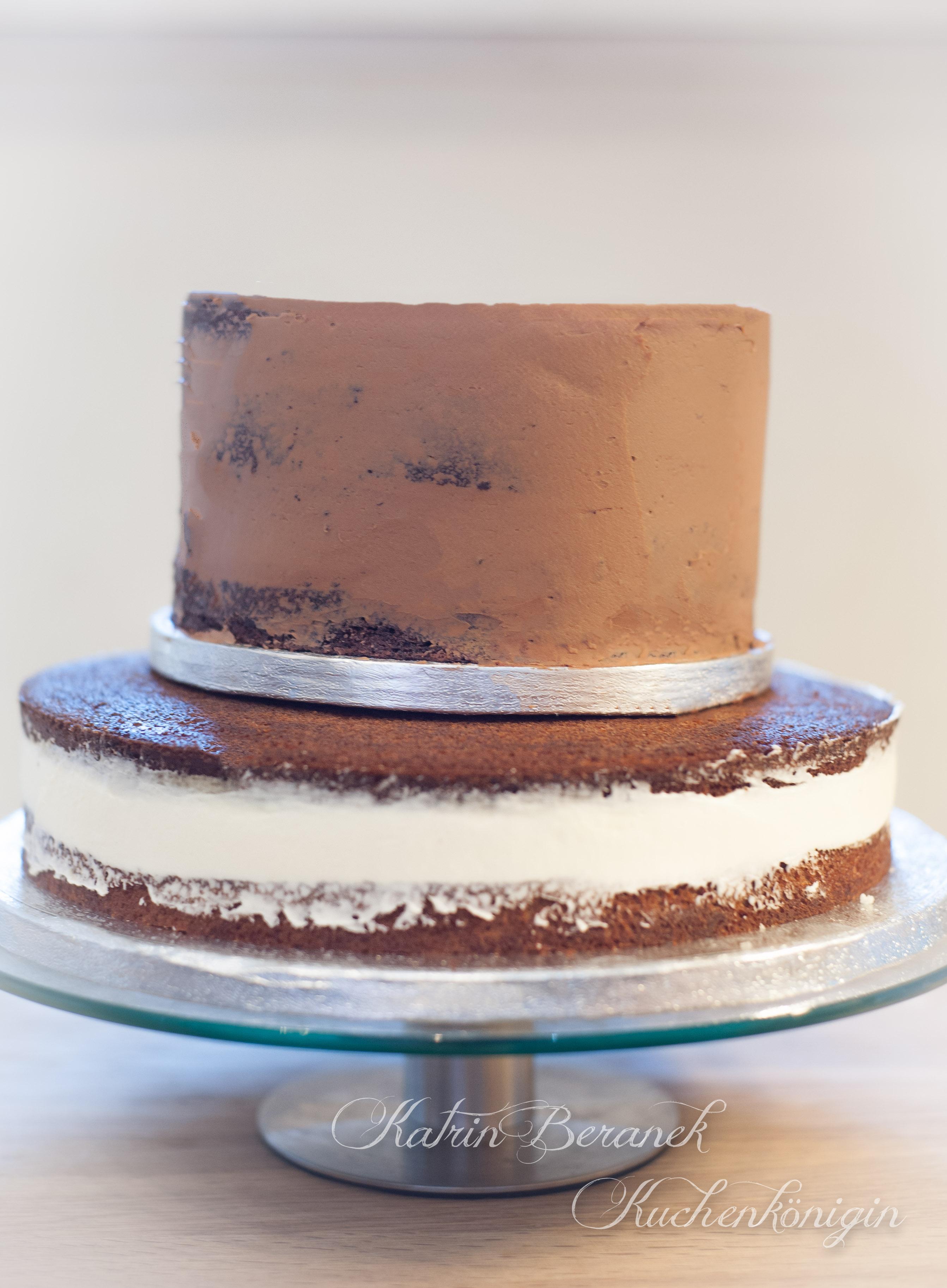 Star Wars Kuchen Schokolade Zitrone Tortenboden Füllung Creme