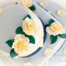 Hochzeitstorte Kuchenkönigin
