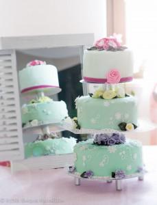 Kuchenkönigin Hochzeitstorte