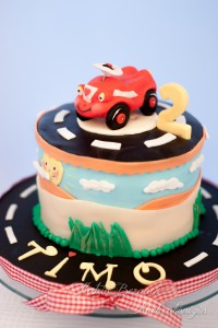 Bobbi-Car-Kuchen Kuchenkönigin