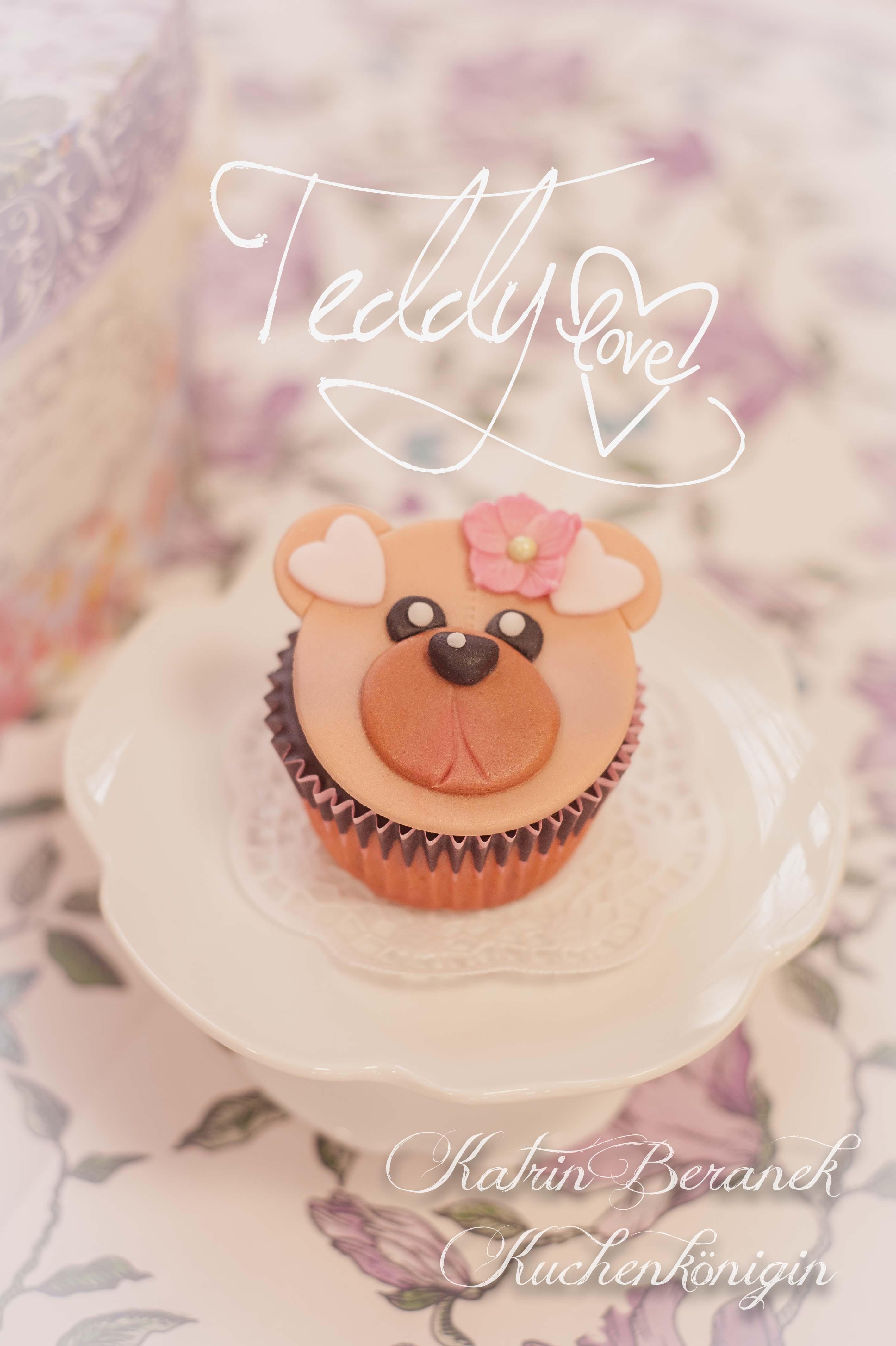 Vanille Cupcakes mit Schokotröpfchen