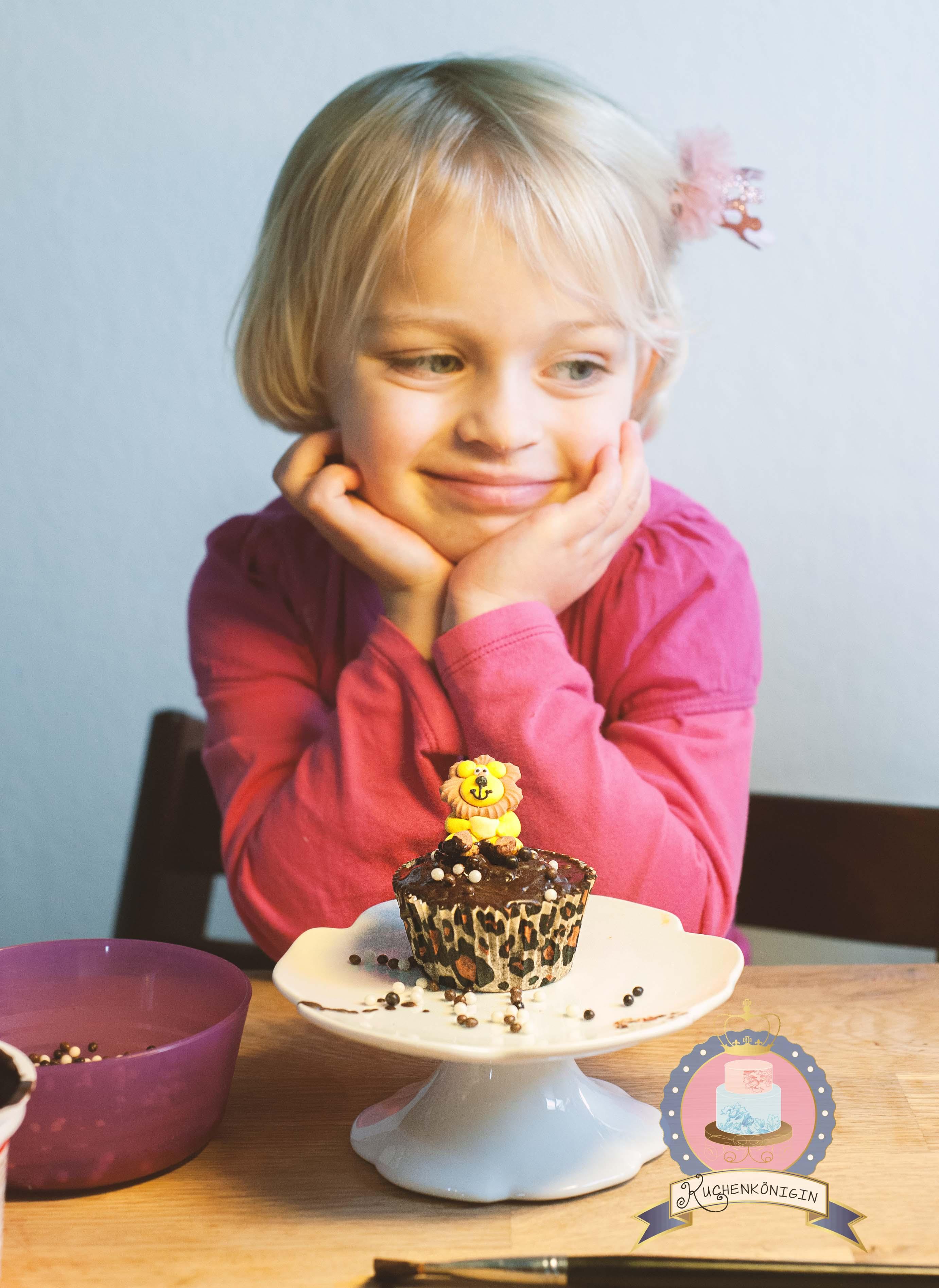 Kuchenkönigin Rezept Weiße Dunkle Schokolade Cupcakes Scharf Sexy Chili
