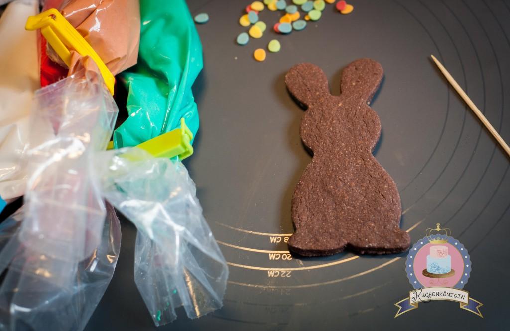 Kuchenkönigin SchokoEier Hasen Bunnys Eggs Ostern Easter Feiertage Holy Kekse Hefezopf Cookies Plätzchen Backen Rezepte Tutorials