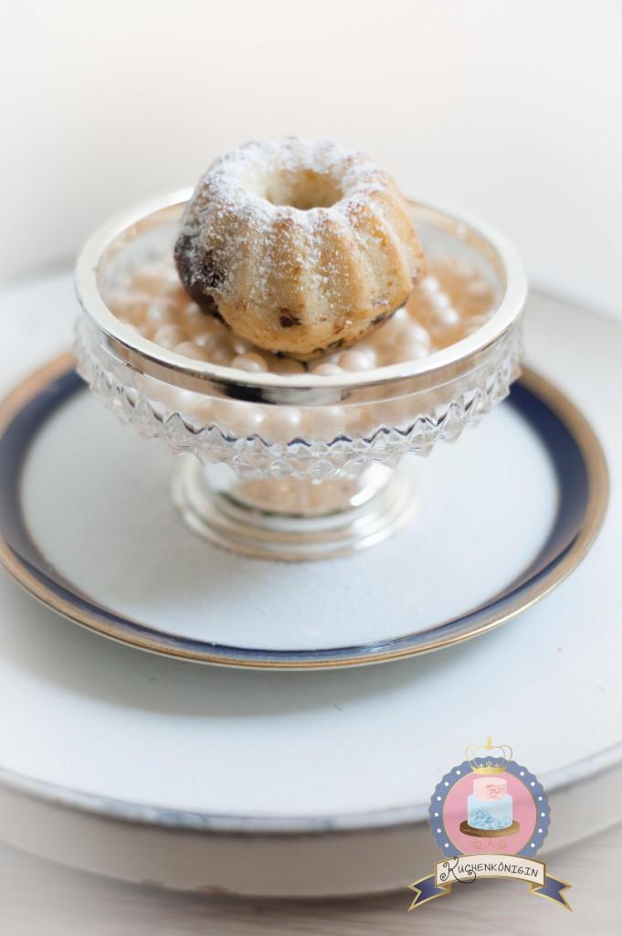 Kuchenkönigin Mini Marmor Gugl Rezept Klassiker Retro Guglhupf Kinder Kindergeburtstag