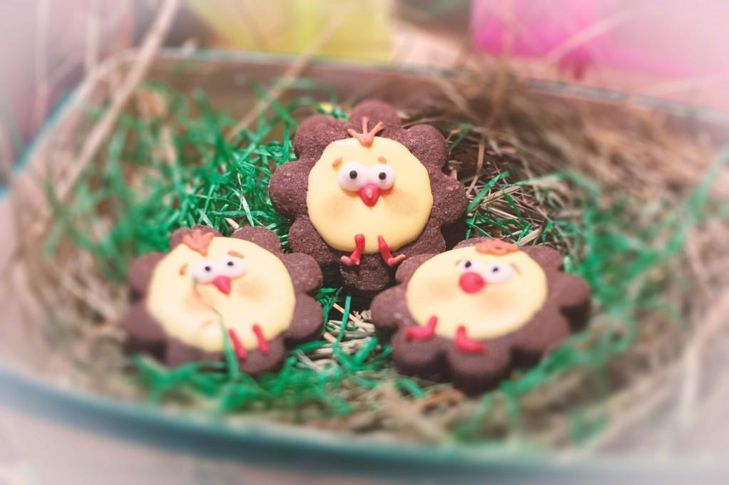 Kuchenkönigin Eier Schoko Hasen Bunnys Eggs Ostern Easter Feiertage Holy Kekse Hefezopf Cookies Plätzchen Backen Rezepte Tutorials