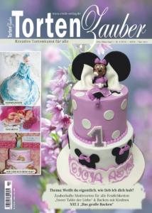 Kuchenkönigin Tutorial TortenZauber Zeitschrift