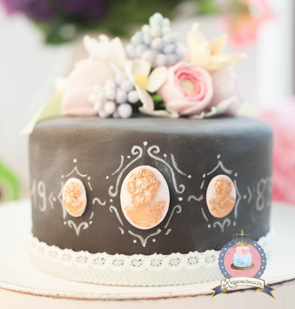 Zuckerblumen Bluten Tortendeko Feier Hochzeit Geburtstag Taufe