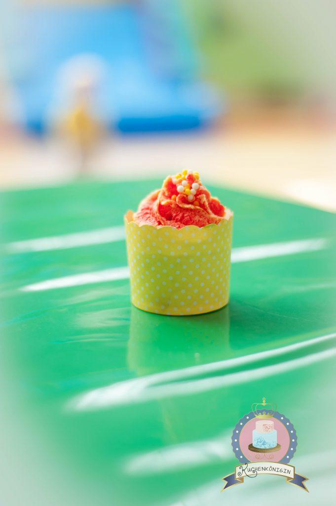Grosse Feuerwehrmann Sam Party Torte Cupcakes Co Feier Mit