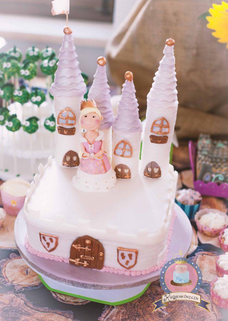 Fairy Princess Castle Knight Party Kuchenkonigin Tutorials Mehr